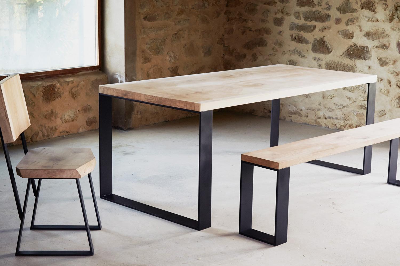 la table manger brotherwood. Black Bedroom Furniture Sets. Home Design Ideas