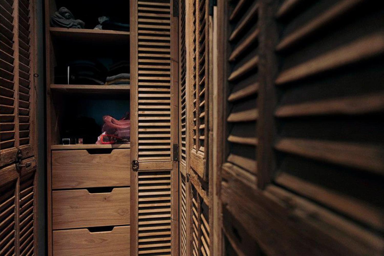 dressing persienne chambre parentale dressing salle de bain placard sur mesure avec porte. Black Bedroom Furniture Sets. Home Design Ideas